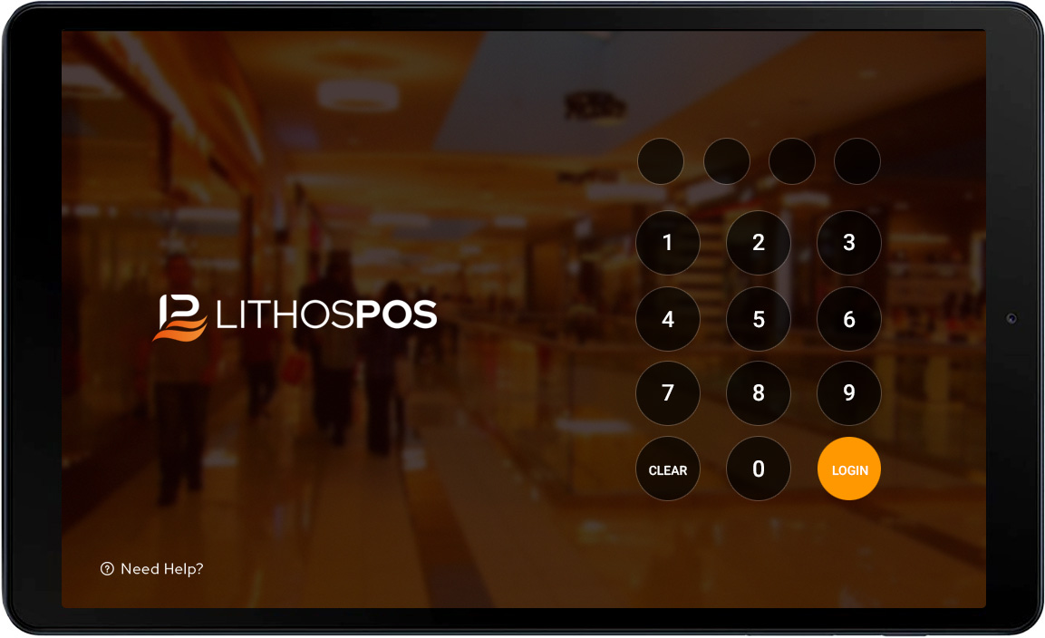 login for android pos