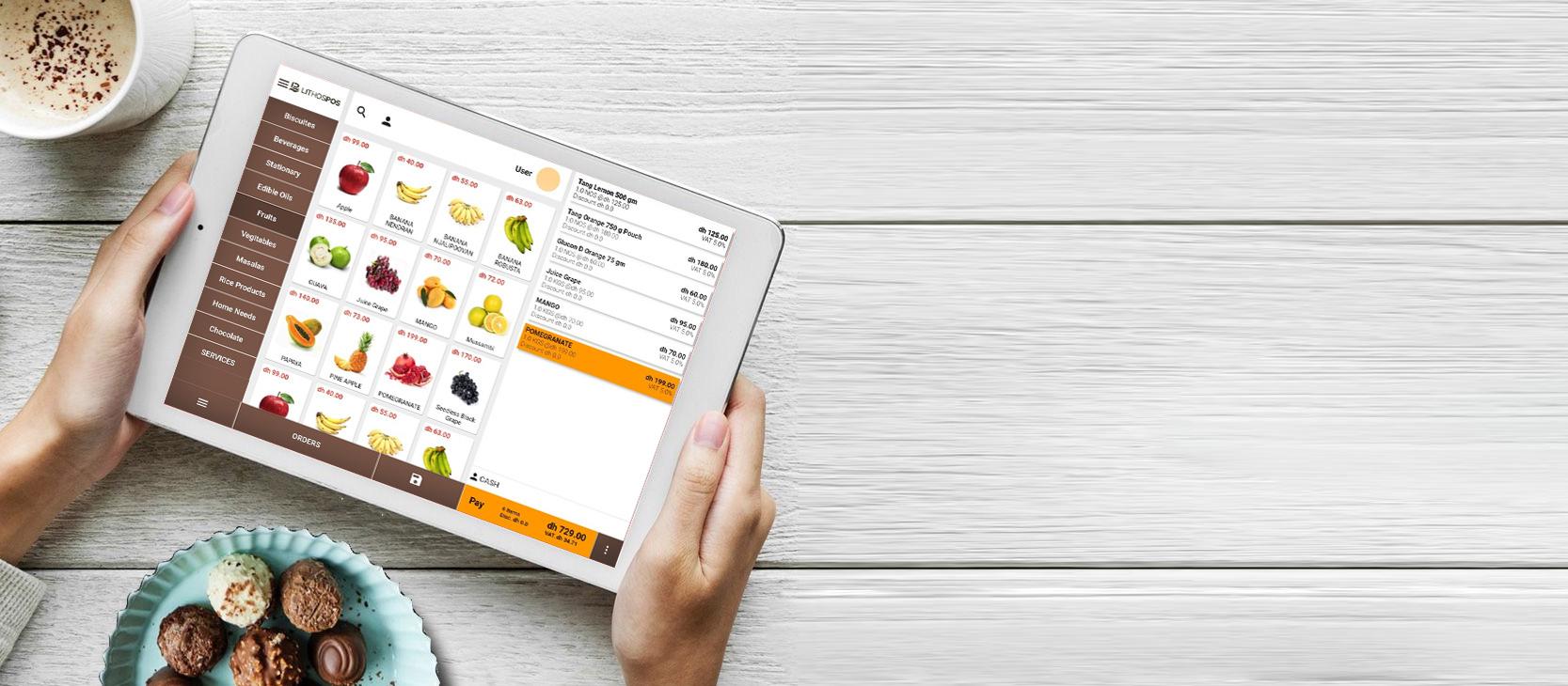 lithos pos app for ipad