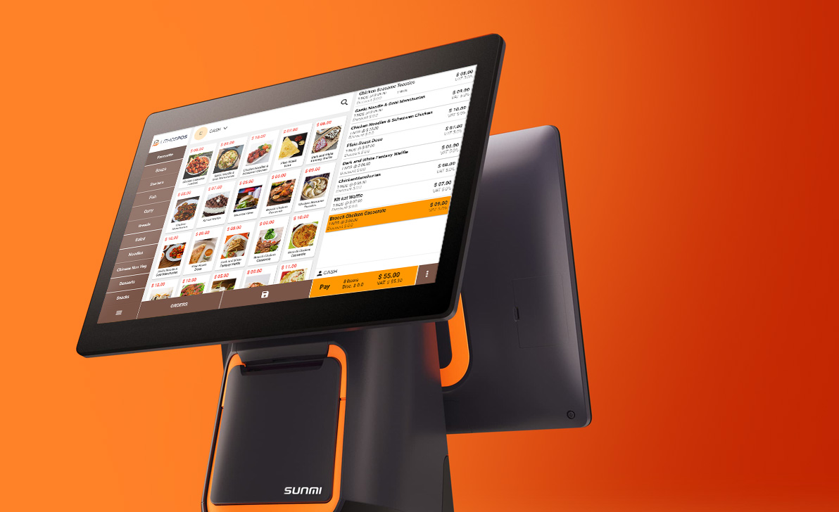 get started with lithos pos fine-dine restaurant pos